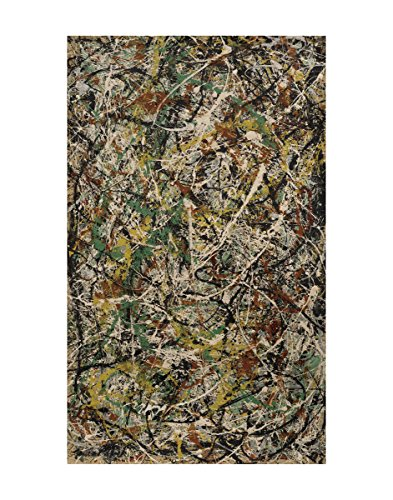 model# 3, 1949: Tiger, 1949 by Jackson Pollock Painting Prin