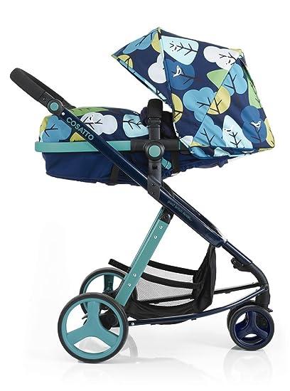 Sistema de viaje Cosatto Woop azul Nightbird: Amazon.es: Bebé
