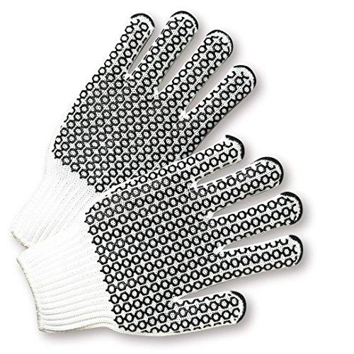 Pvc Dot Knit Gloves - 3