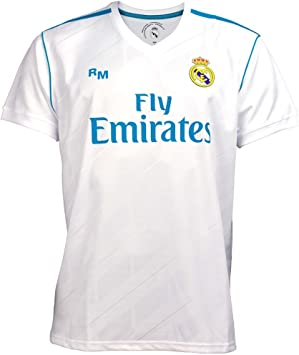 Rogers Camiseta Real Madrid Réplica Oficial Adulto Primera ...