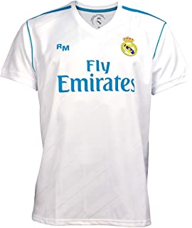 Real Madrid Replica hogar - Camiseta de fútbol para Hombre ...