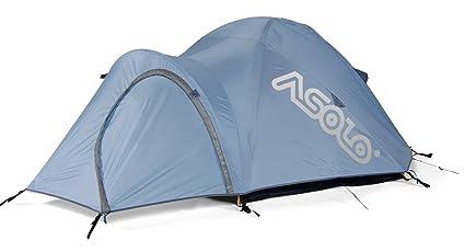 Asolo Ptarmigan 3 Person Three Season Tent (Blue/Smoke Medium)  sc 1 st  Amazon.com & Amazon.com : Asolo Ptarmigan 3 Person Three Season Tent (Blue ...