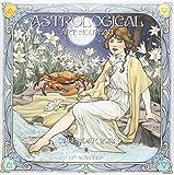 Art Nouveau Astrological Calendar 2018: Giulia F. Massaglia