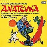 Anatevka - Fiddler on the Roof - Original German Language Version w/ Shmuel Rodensky - Decca LP