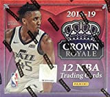 2018/19 Panini Crown Royale NBA Basketball HOBBY
