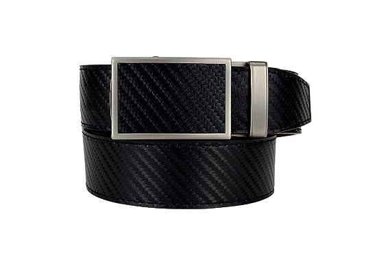 Nexbelt Fast Eddie Beveled Shield Black V.3 Strap Belt