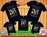 Star Wars birthday shirt, Star Wars family shirts, Star Wars theme party tshirts,Star Wars matching shirts, Star Wars boy's shirt, Star Wars