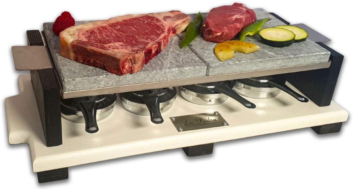 Piedra para Carne Family 4 quemadores Personalizado