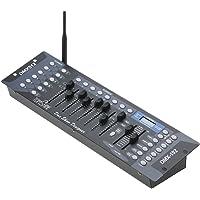 Tomshine 192 Canales DMX512 Etapa Luz Inalámbrica Consola