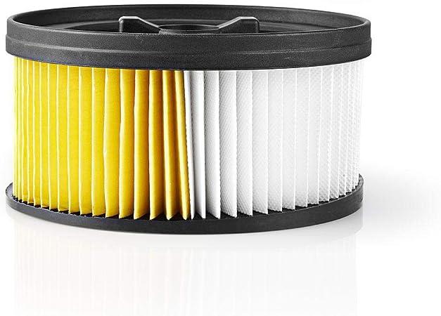 Invero - Filtro de Cartucho de Repuesto para aspiradoras Kärcher, sustituye a la Pieza número 6.414-960.0/64149600: Amazon.es: Hogar