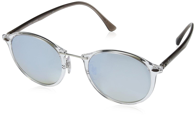 Ray Ban Rb B Gafas de Sol Unisex Adulto Transparente