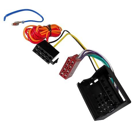 Adattatore connettore cavo di collegamento ISO per autoradio Quadblock . Aerzetix