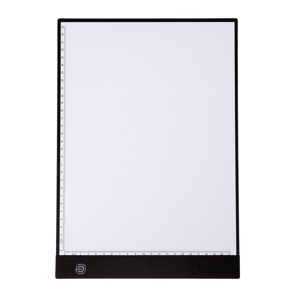 Childplaymate Portable LED Artcraft Tracing Light Pad Draw Copy Board Pad Table Write Light Artcraft Digital Tablets(DWT)