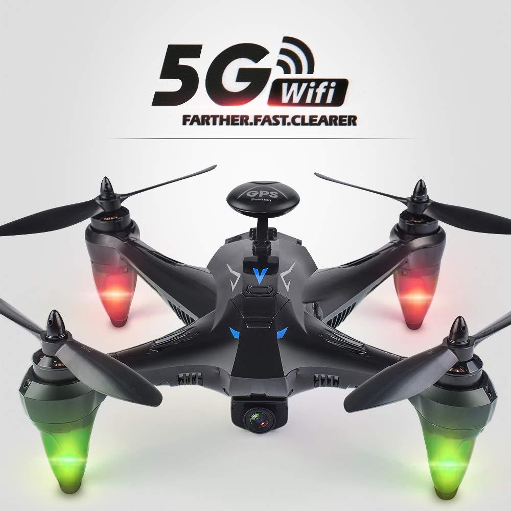 KD 6-Canal Drone X198gps sin escobillas de Cuatro Ejes vehículo ...