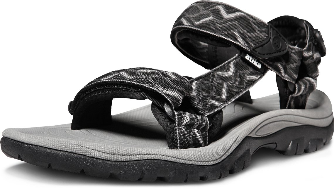 ATIKA AT-M111-MBK_Men 10 D(M) Men's Sport Sandals Maya Trail Outdoor Water Shoes M111 (True to Size) by ATIKA