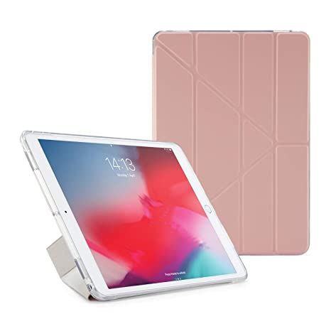 PIPETTO - Carcasa para iPad 10,5 Air/Pro 10,5 (TPU, función ...