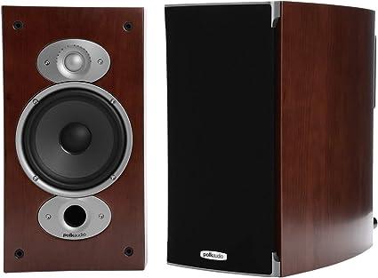Polk Audio TSi200 2-Way Bookshelf Speaker Package Cherry set of two pairs