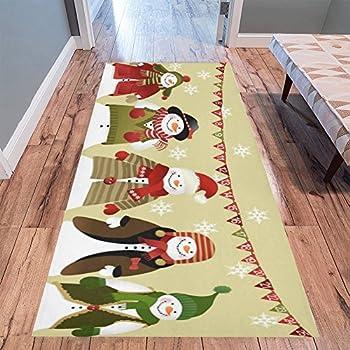 Amazon Com Interestprint Winter Snowman Holiday Banner