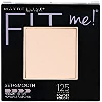 Maybelline Fit Me Set & Smooth Pressed Powder - Nude Beige
