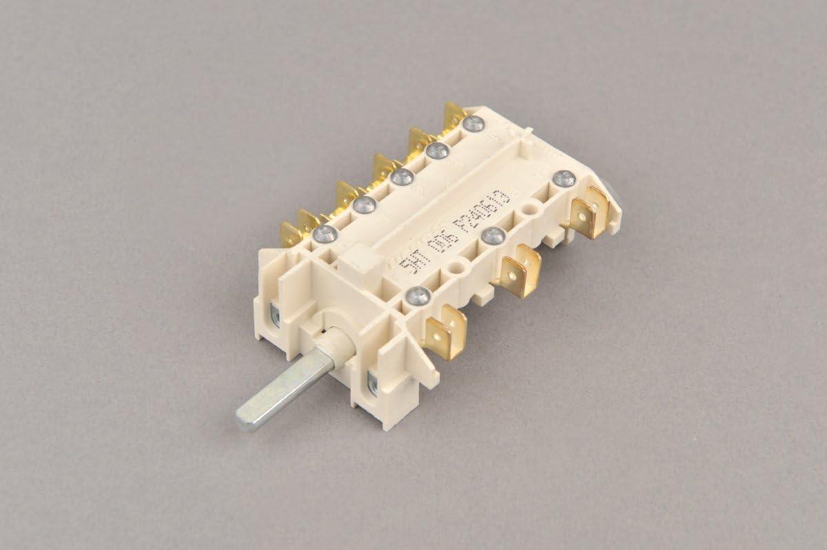 Conmutador Selector Interruptor para Cocina Eléctrica 5TH/006 PK-11: Amazon.es: Hogar