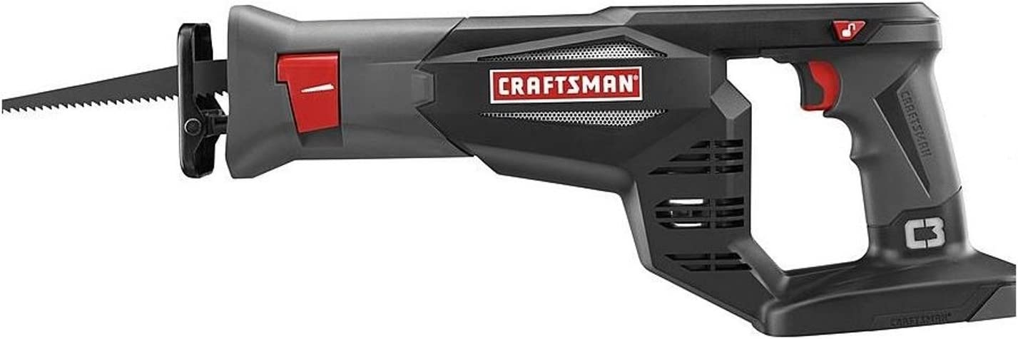 Craftsman 19.2 Volt Reciprocating Saw Variable Speed Tool Only