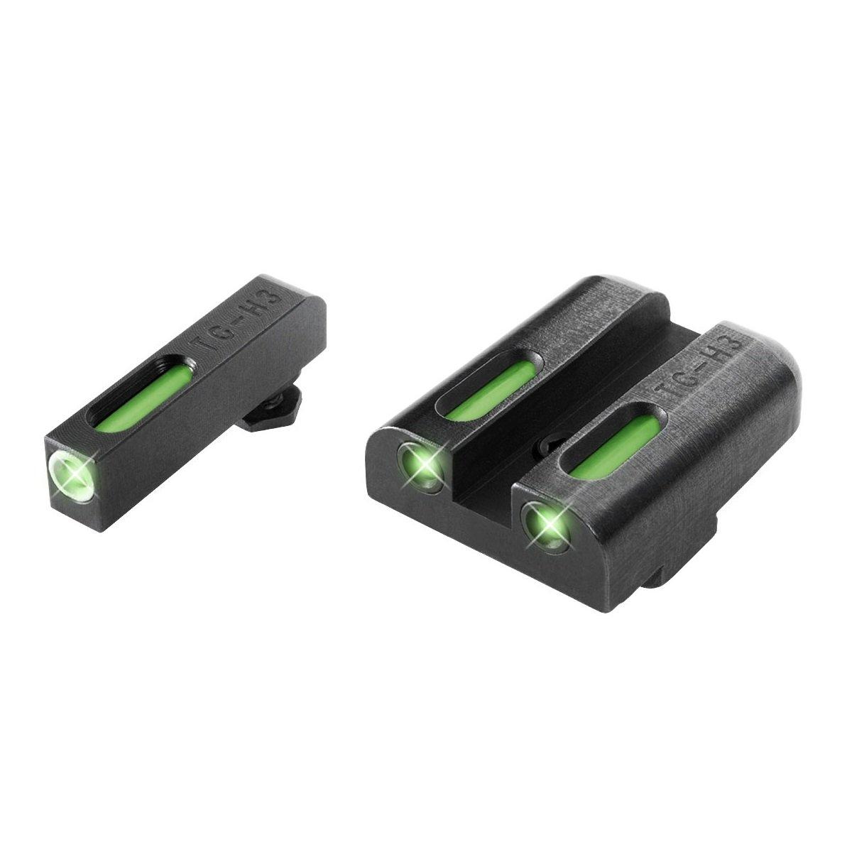 Truglo Brite-Site TFX Handgun Sight - TG13 (Black - Glock High Set)