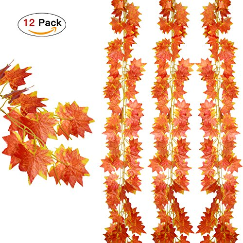 Autumn Leaf Garland - 4