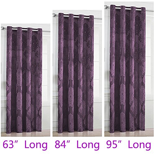curtains 64 inch length