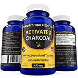 Best Activated Charcoals - Natures True Medicine Activated Charcoal Capsules Review