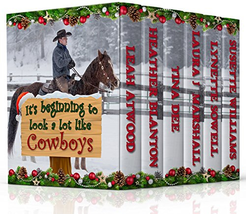 IT'S BEGINNING TO LOOK A LOT LIKE COWBOYS