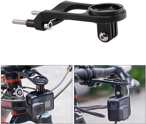 Bike Handlebar Extension Mount for Garmin Edge GPS GoPro Aluminum Easily Hot