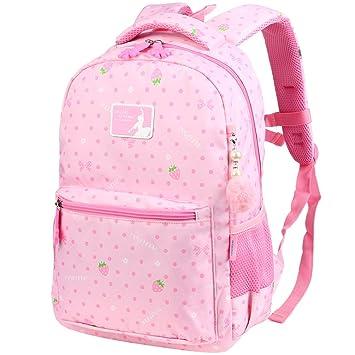 adb01c9b22 Vbiger Kids Children Backpack Girls School Bag for Primary School Students