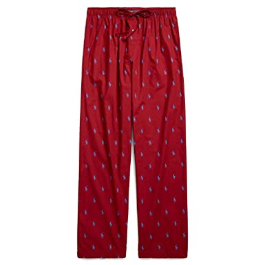 df0d4ddf1a Ralph Lauren Polo allover Pony Pajama Pant Men's Size Small at ...