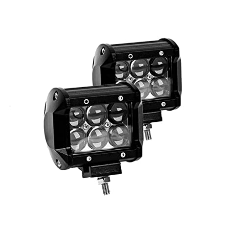 "High Power Led 6.5/"" 144W Light Spotlight Offroad Driving Fog Lamp Truck 4WD Quad"