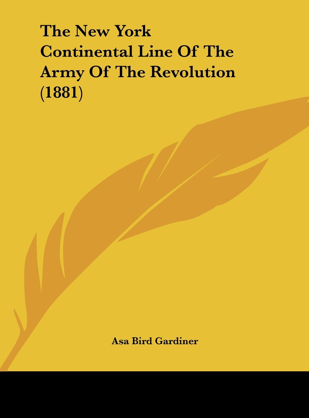 Read Online The New York Continental Line of the Army of the Revolution (1881) pdf