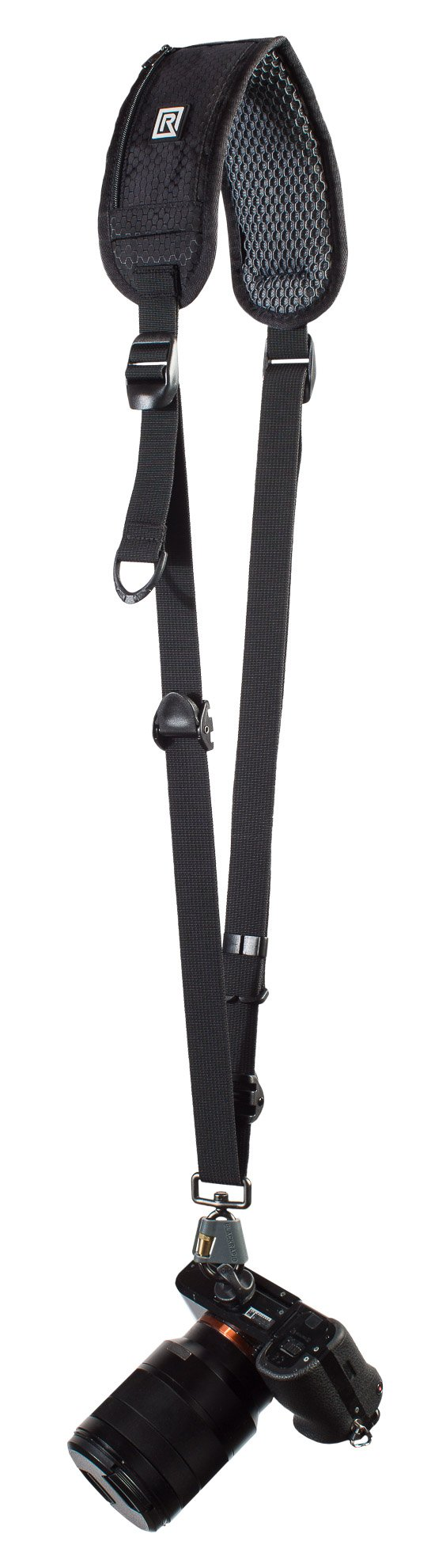 BLACKRAPID Classic Retro (RS4) Camera Strap, 1pc of Safety Tether Included - 10th Anniversary Edition