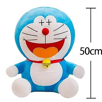Amazon ドラえもんぬいぐるみ 嬉しい顔 Mlサイズ 高約35cm50cm