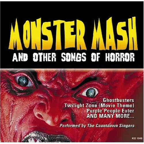 Monster Mash & Other Songs of Horror (Haloween Stores)