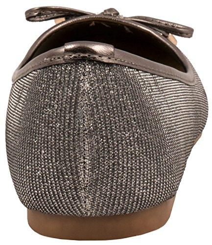 Elara - Zapatillas Mujer gris peltre