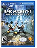 Disney Epic Mickey 2: Power of Two Rare NTSC