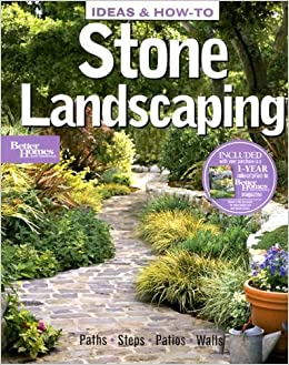 IdeasHowTo Stone Landscaping Better Homes and Gardens
