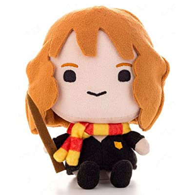 "Wizarding World 8"" Plush Harry Potter Charm - Hermione: Toys & Games"