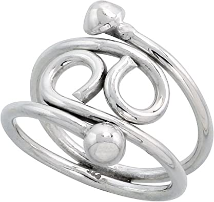 Zodiac Wrap Ring