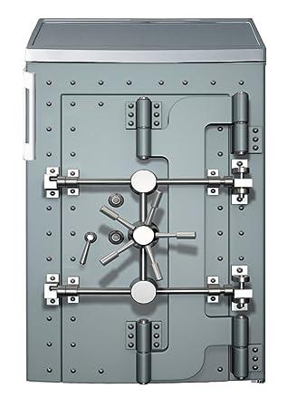 Amazonde Kühlschrank Aufkleber Motiv Safe Größe 60 X 90 Cm