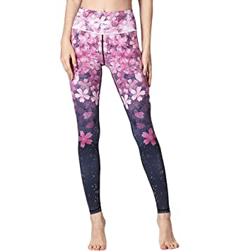 Baiomawzh Pantalones Yoga Mujeres Leggings Largos con ...