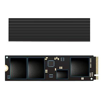Estabilizador de temperatura Gnome Tech 560W/mk SSD para ordenador de escritorio y portátil, enfría la memoria y disipa la radiación: Amazon.es: Electrónica