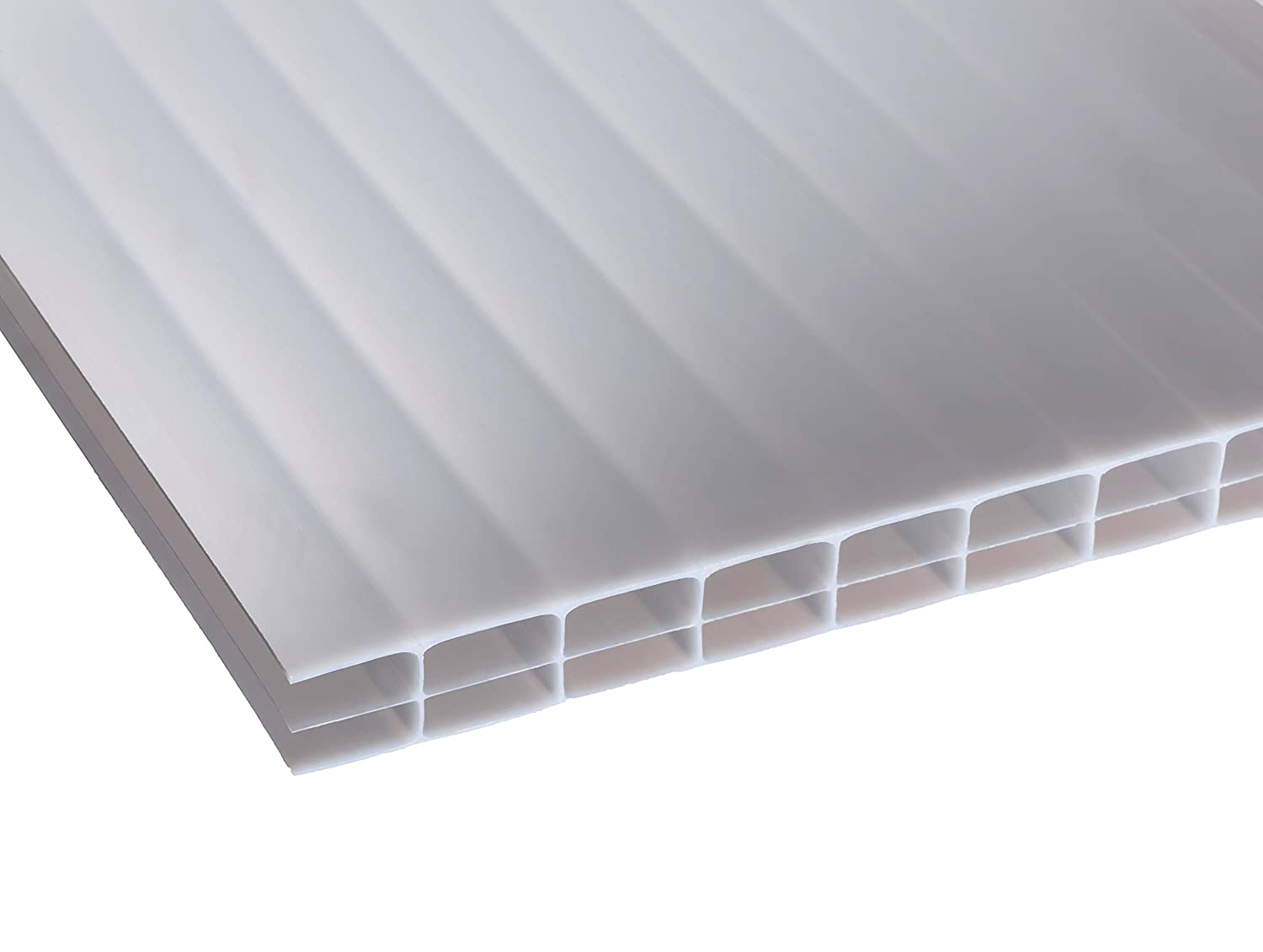 16mm Polycarbonate Sheet Clear Various Sizes Available