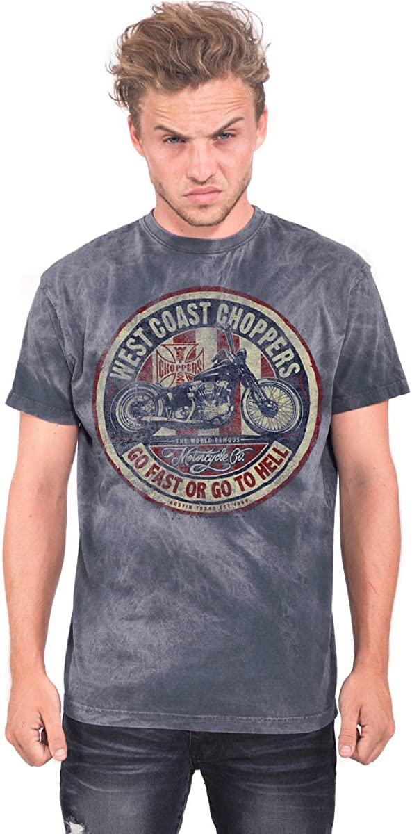 B07QS6BJHW West Coast Choppers Men T-Shirt 1972 Drags Vintage 61YBO4cAqLL