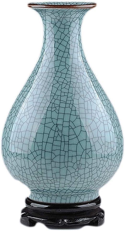 HJHJK Centro de Mesa Decorativo de cerámica de diseño Moderno ...
