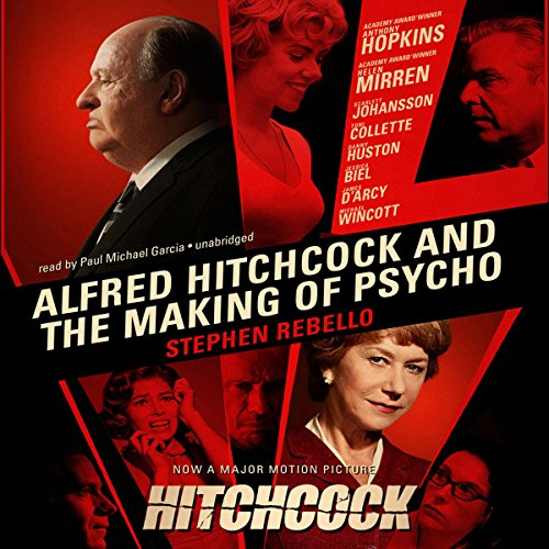 Alfred Hitchcock and the Making of Psycho Audiobook [Free Download by Trial] thumbnail